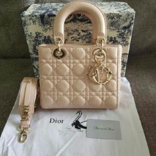 Christian Dior - Diorディオール  カナージュ ミニ 2Way ハンドバッグ
