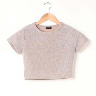 フィグアンドヴァイパー(FIG&VIPER)のショートトップ(Tシャツ(半袖/袖なし))