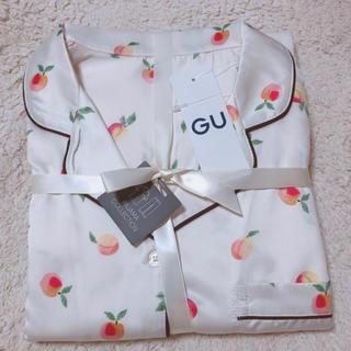 GU - 新品・GU パジャマ モモデザイン 完売品