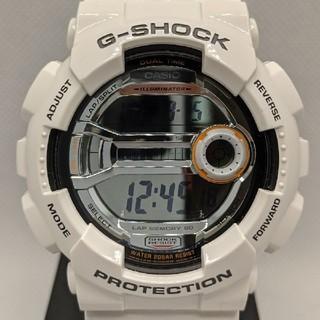 ジーショック(G-SHOCK)のG-SHOCK GD-110-7JF ホワイト(腕時計(デジタル))