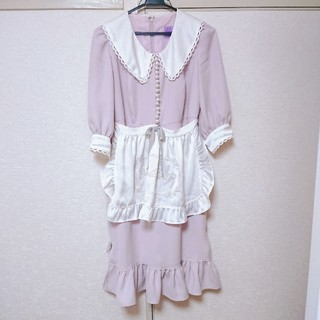 Angelic Pretty - Angelic Pretty Lady's maidワンピースセット