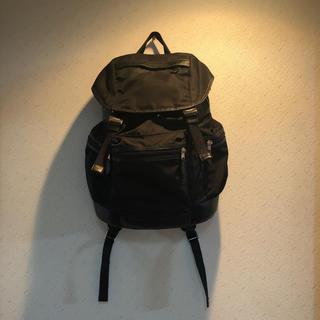COACH - COACH コーチ リュック バックパック ブラック F71884