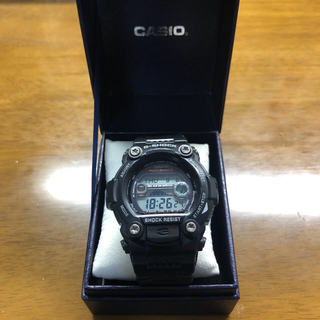 ジーショック(G-SHOCK)のCASIO カシオ G-SHOCK GW-7900-1JF 電波ソーラー(腕時計(デジタル))