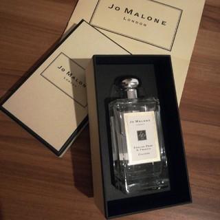 ジョーマローン(Jo Malone)のジョーマローン イングリッシュペアー&フリージアコロン100mlとソープ(香水(女性用))