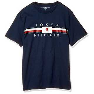 ネイビーM(トミーヒルフィガー) TOMMY HILFIGER 【日本限定】フラ
