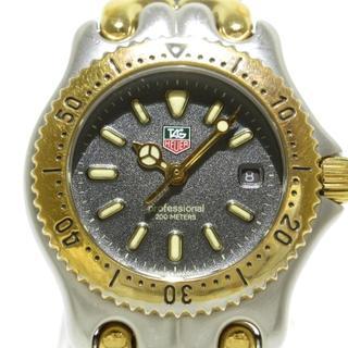 タグホイヤー(TAG Heuer)のタグホイヤー 腕時計 S95.215 レディース(腕時計)
