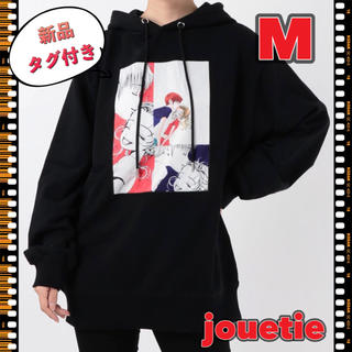 jouetie - 【定価¥9900/新品/M】ジュエティご近所物語 実果子 パーカー