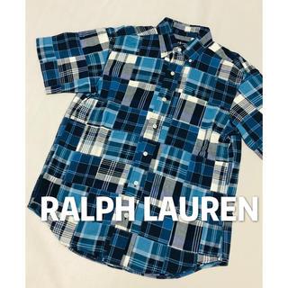 Ralph Lauren - ラルフローレン RALPH LAUREN 半袖シャツ 美品 150