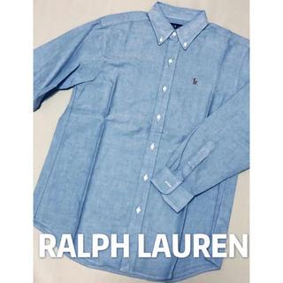 ラルフローレン(Ralph Lauren)のラルフローレン RALPH LAUREN 長袖シャツ 美品(シャツ)