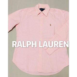 ラルフローレン(Ralph Lauren)のラルフローレン RALPH LAUREN ストライプ 長袖シャツ(シャツ)