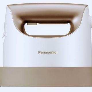 Panasonic - 早い者勝ち!在庫限り!パナソニックスチームアイロン 大型タンクモデル シルバー