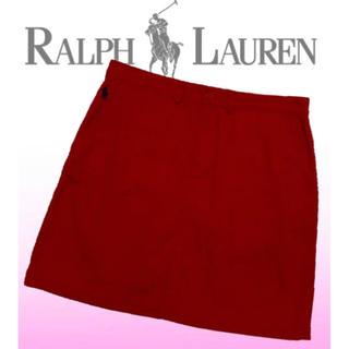 Ralph Lauren - ラルフローレンスポーツ ゴルフスカート  レディース  ゴルフウェア