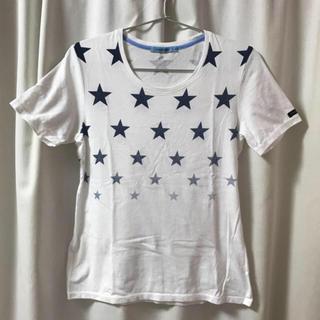 ギルドプライム(GUILD PRIME)のGUILDPRIME 星柄 Tシャツ(Tシャツ(半袖/袖なし))