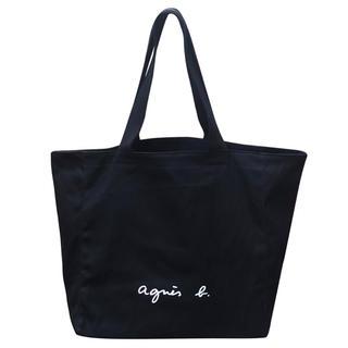 agnes b. - アニエスベー agnes b. VOYAGE トートバッグ Lサイズ ブラック