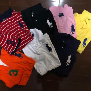 ポロラルフローレン(POLO RALPH LAUREN)のPOLO ラルフローレン ポロシャツ 7枚セット(ポロシャツ)
