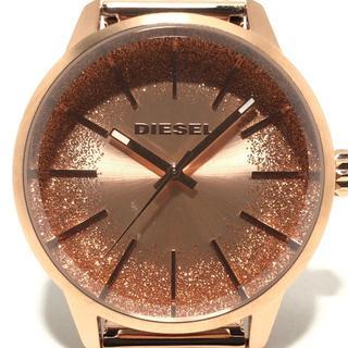 ディーゼル(DIESEL)のディーゼル 腕時計 DZ-5592 レディース(腕時計)