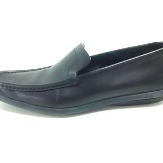 グッチ(Gucci)のグッチ ローファー 5 1/2 レディース - 黒(ローファー/革靴)