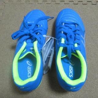 asics - ジュニアサッカー用スパイクシューズ アシックス サイズ21.5cm子供用