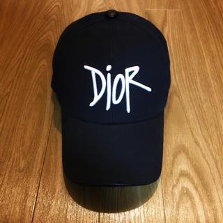 Dior - DIOR × SHAWN STUSSY キャップ ディオール ステューシー 帽子