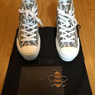 Dior - DIOR ディオール 20ss  B23 Oblique ハイカット スニーカー