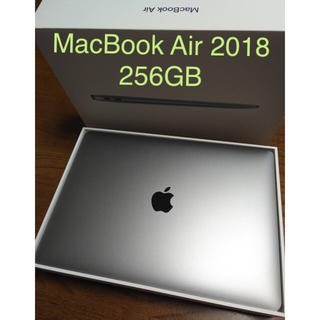 Apple - MacBook Air 2018☆256GB液晶保護フィルム付