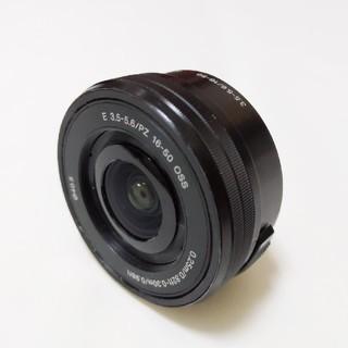 SONY - SONY SELP1650 ズームレンズ ソニー ブラック