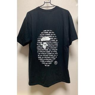 A BATHING APE - ギャルソン エイプ 大阪限定Tシャツ サイズL