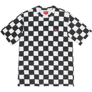 Supreme - Supreme Small Box Tee Checkerboard Tシャツ