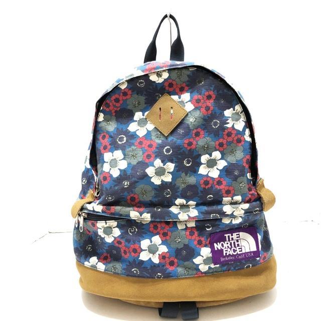 THE NORTH FACE(ザノースフェイス)のノースフェイス リュックサック 花柄 レディースのバッグ(リュック/バックパック)の商品写真