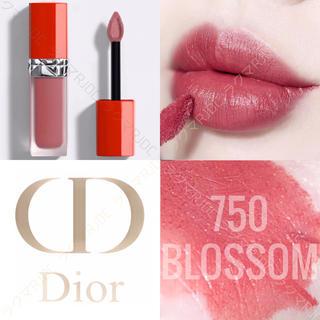 Dior - 【新品箱なし】750 ブロッサム ディオール ウルトラリキッド インテンスピンク