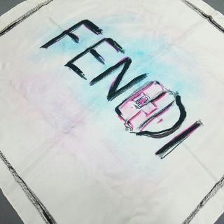 フェンディ(FENDI)のFENDI(フェンディ) スカーフ美品  -(バンダナ/スカーフ)