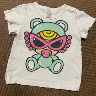 ヒステリックミニ(HYSTERIC MINI)の最終値下げ テディ Tシャツ(Tシャツ)