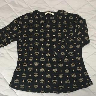 エムシーエム(MCM)のMCM トップス 総柄(Tシャツ(長袖/七分))