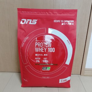 ディーエヌエス(DNS)のDNS プロテイン ホエイ100 プレミアムチョコ風味 3150g(プロテイン)