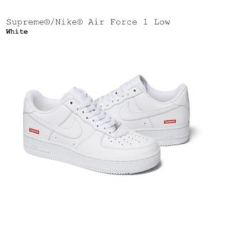 Supreme - 26.5cm 20SS Supreme NIKE Air Force 1 Low