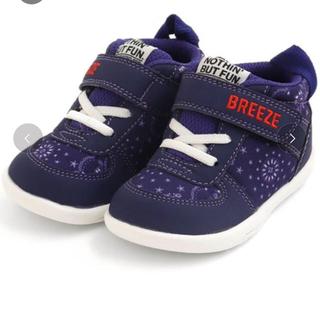 BREEZE - イフミ ブリーズ コラボ 靴 19センチ タグなし