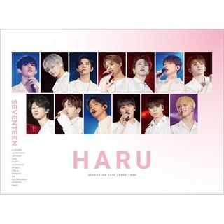SEVENTEEN - SEVENTEEN セブチ HARU ハルコン DVD