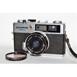 オリンパス(OLYMPUS)のOLYMPUS 35 ED D.ZUIKO 38mm F2.8 オリンパス(フィルムカメラ)