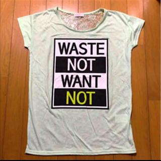 イーハイフンワールドギャラリー(E hyphen world gallery)のトップス(Tシャツ(半袖/袖なし))
