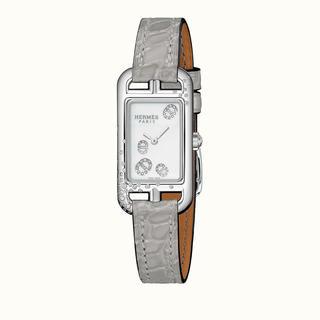 エルメス(Hermes)の新作 エルメス ナンタケット 17×23mm (腕時計)