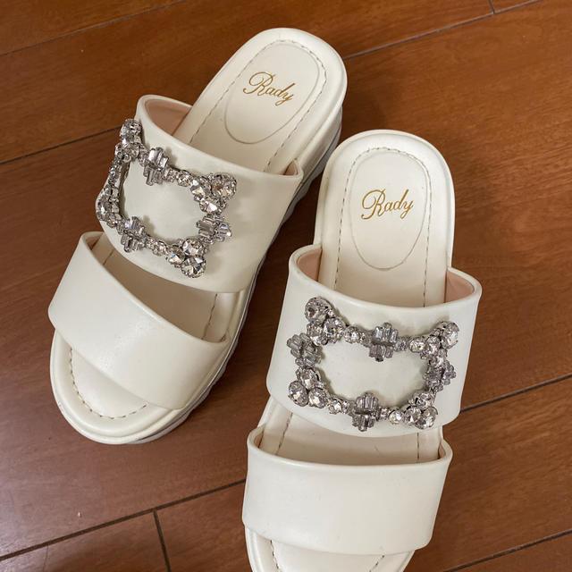 Rady(レディー)のRadyサンダル レディースの靴/シューズ(サンダル)の商品写真