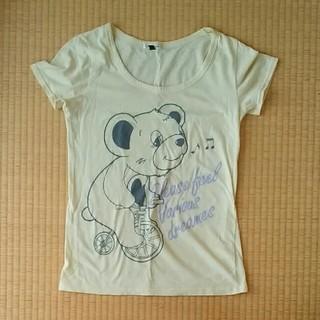 チュチュアンナ(tutuanna)のTシャツ 部屋着(Tシャツ(半袖/袖なし))