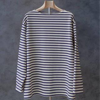 COMOLI - LE バスクシャツ STANDARD サイズM lechoppe