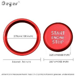 AUDI - Audi エンジンスタートリング レッド