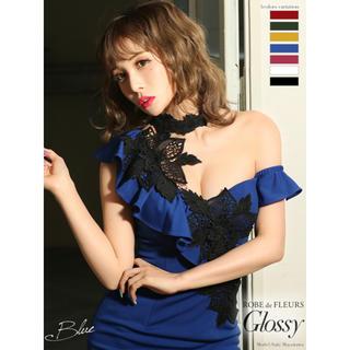 ROBE - ROBE de FLEURS Glossy ドレス