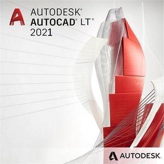 [オンラインダウンロード] AutoCAD LT 2021 日本語版。