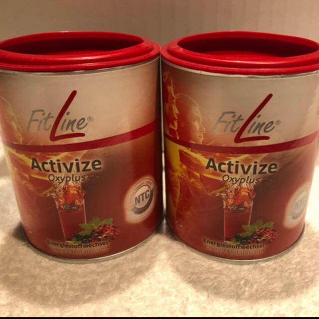 Fitline アクティヴァイズ 2缶 フィットライン (ドイツ酵素) 食品/飲料/酒の健康食品(ビタミン)の商品写真