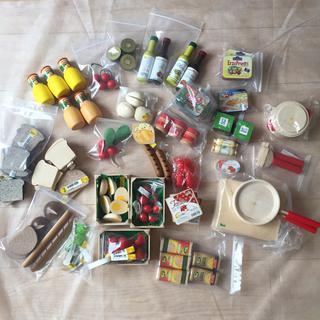 Erzi 木のおもちゃ ままごと食材