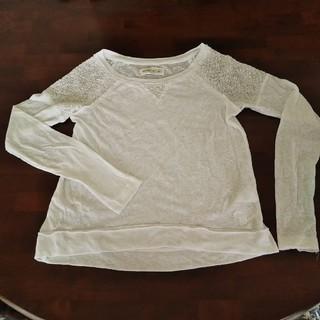 アバクロンビーアンドフィッチ(Abercrombie&Fitch)のアバクロ レディース 長袖Tシャツ(Tシャツ(長袖/七分))