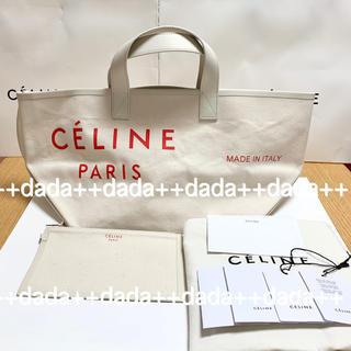 celine - 正規品+美品+18SS+16万+セリーヌ+メイドイントート+スモール+バッグ